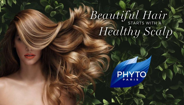Phyto Treatment Day at Andre Richard Hair Salon Philadelphia