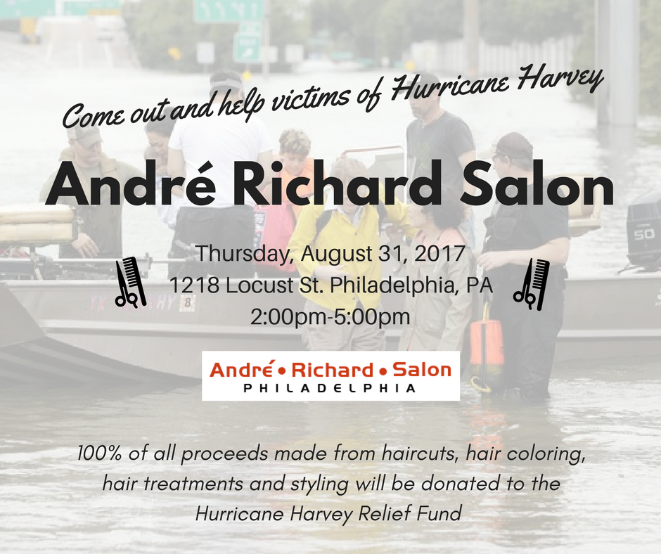 Gayborhood Salon To Host Fundraiser For Hurricane Victims