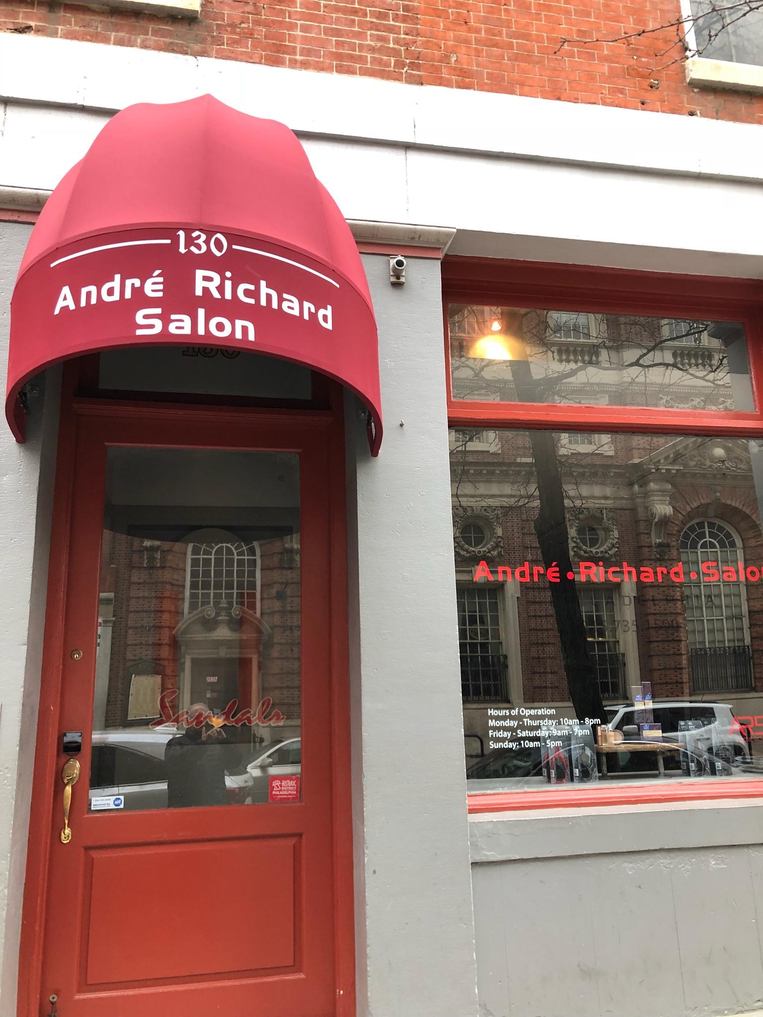 b173f772ee3 Best Hair Salon in Philadelphia - Andre Richard Salon