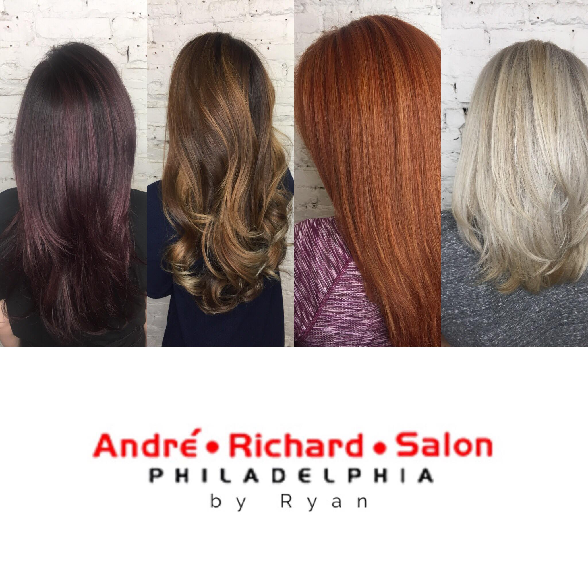 April 2018 Specials at Andre Richard Salon