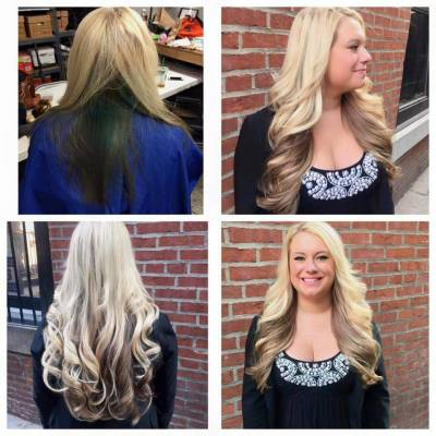Philadelphia Hair Salons and Hair Color Correction