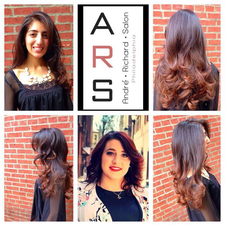 Indian Hair Balayage Philadelphia